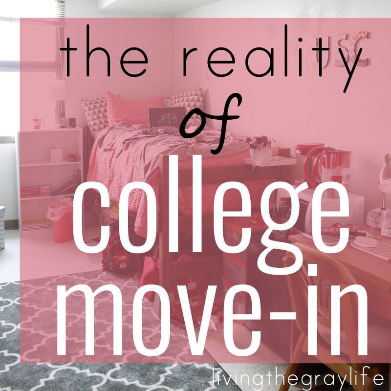 College Move In University of South Carolina Experience