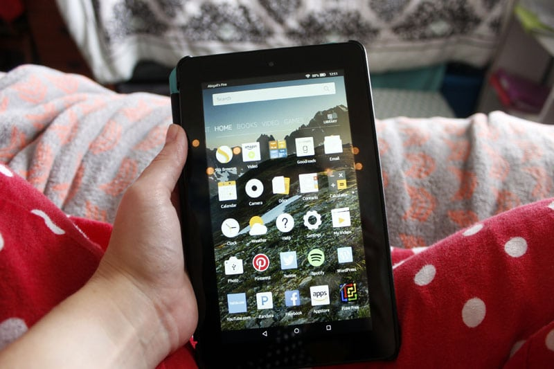 october favorites 2015 amazon fire tablet