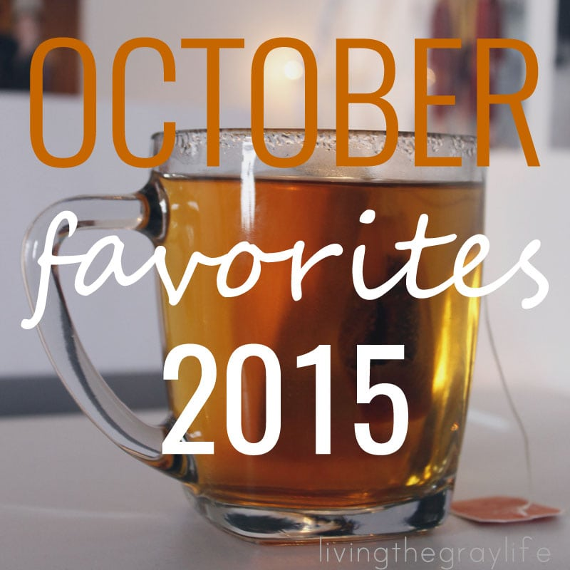 october favorites 2015 tea china glaze amazon fire tablet