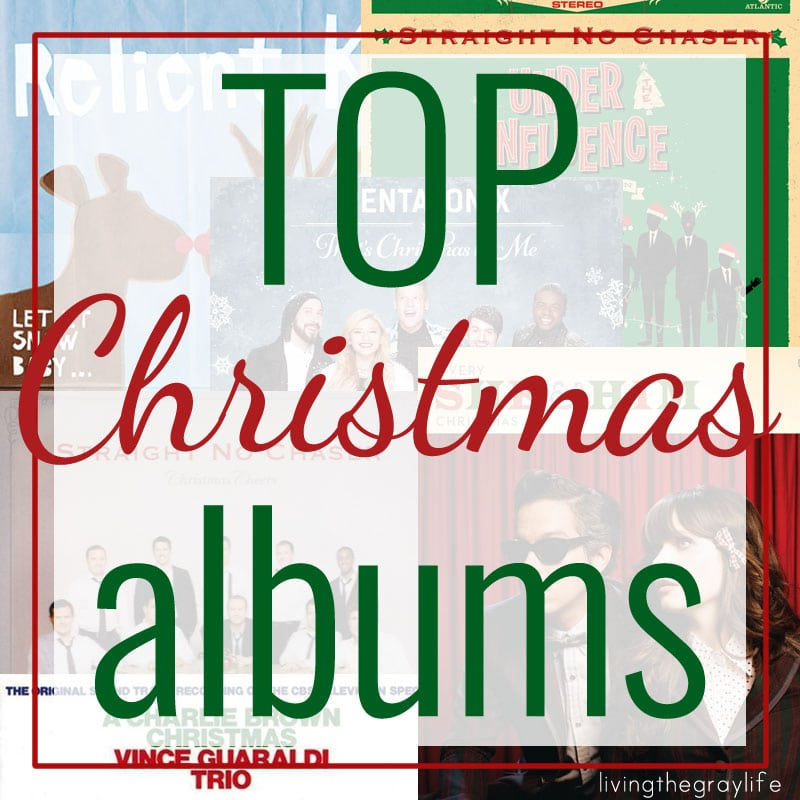Christmas music favorites