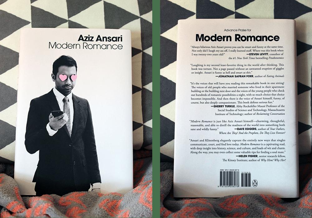 Aziz Anzari Modern Romance