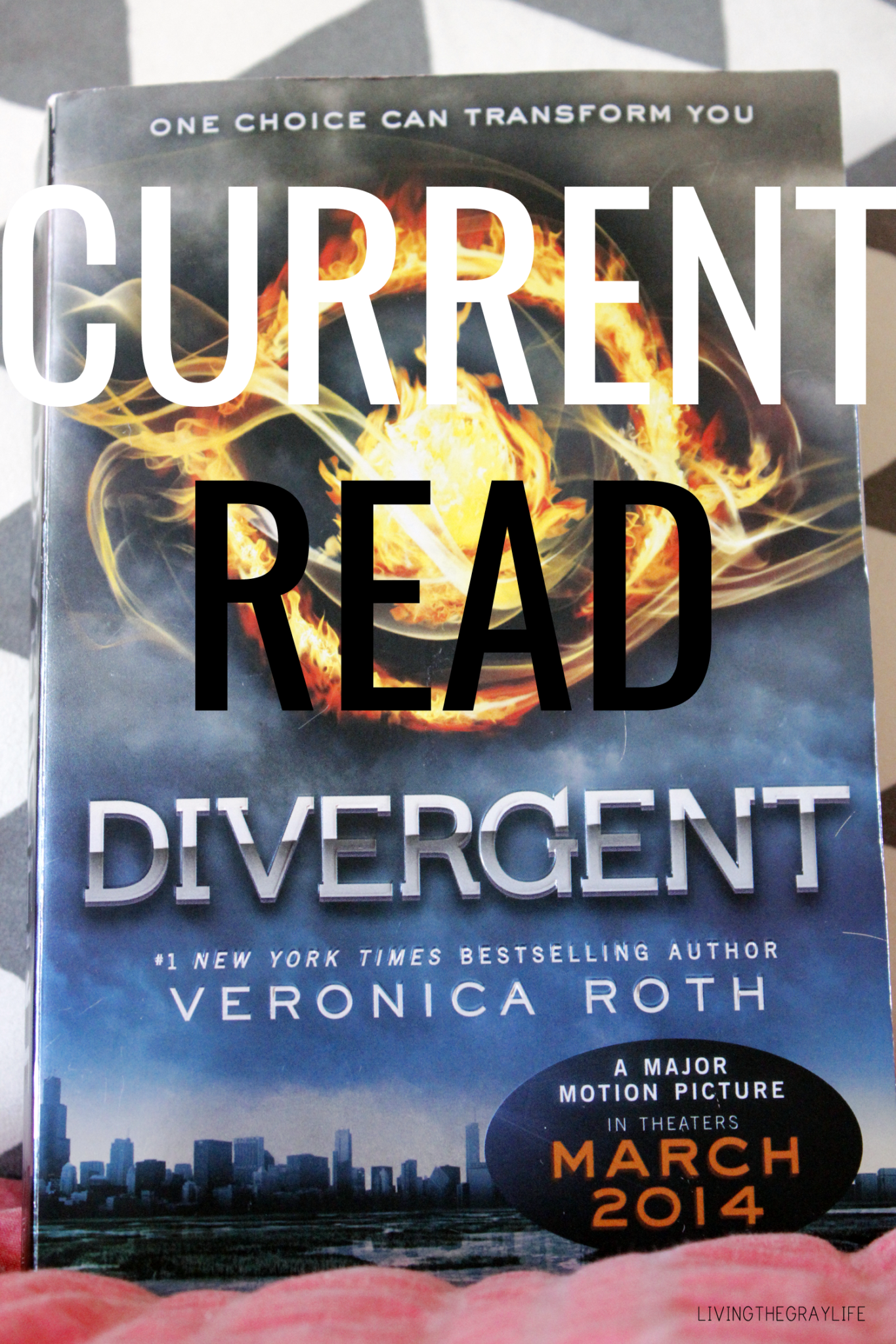 divergent book review current read