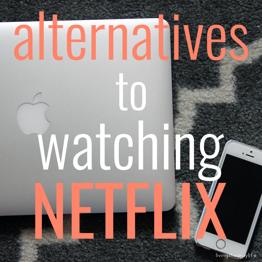 alternatives to nextflix