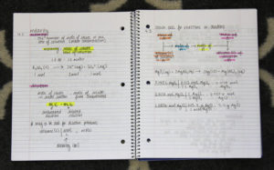 college note taking tips
