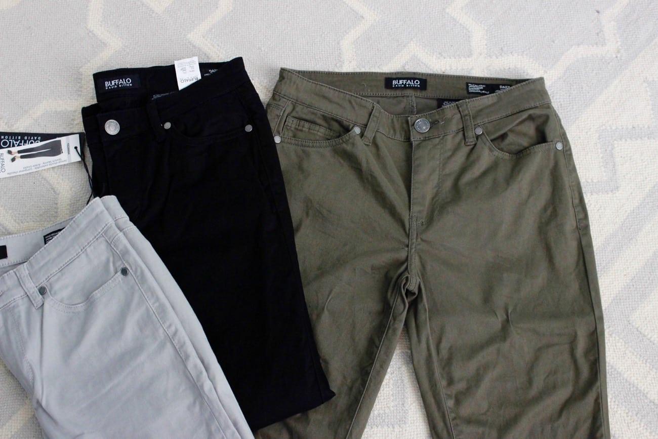 summer haul costco pants