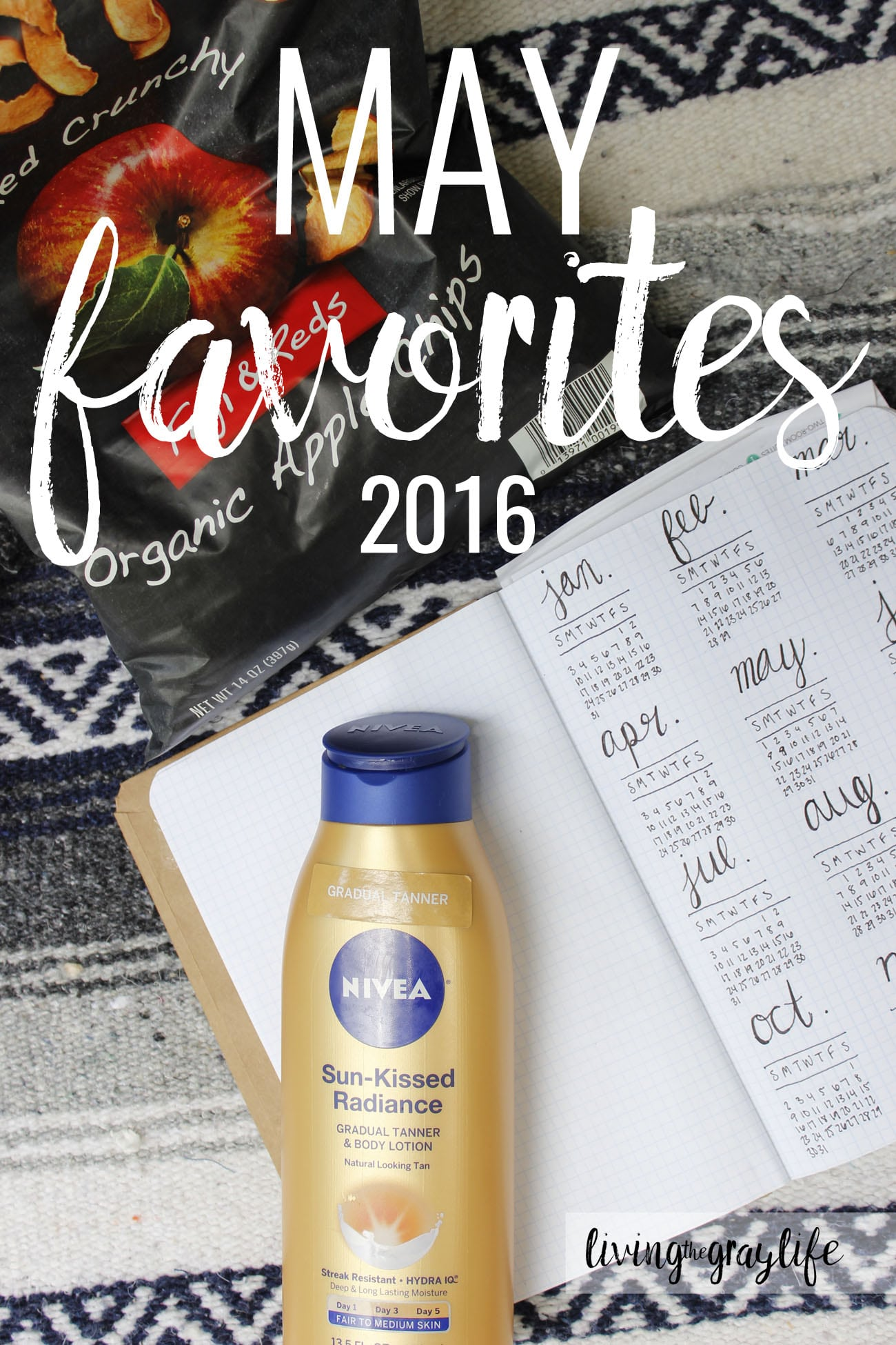 May Favorites 2016