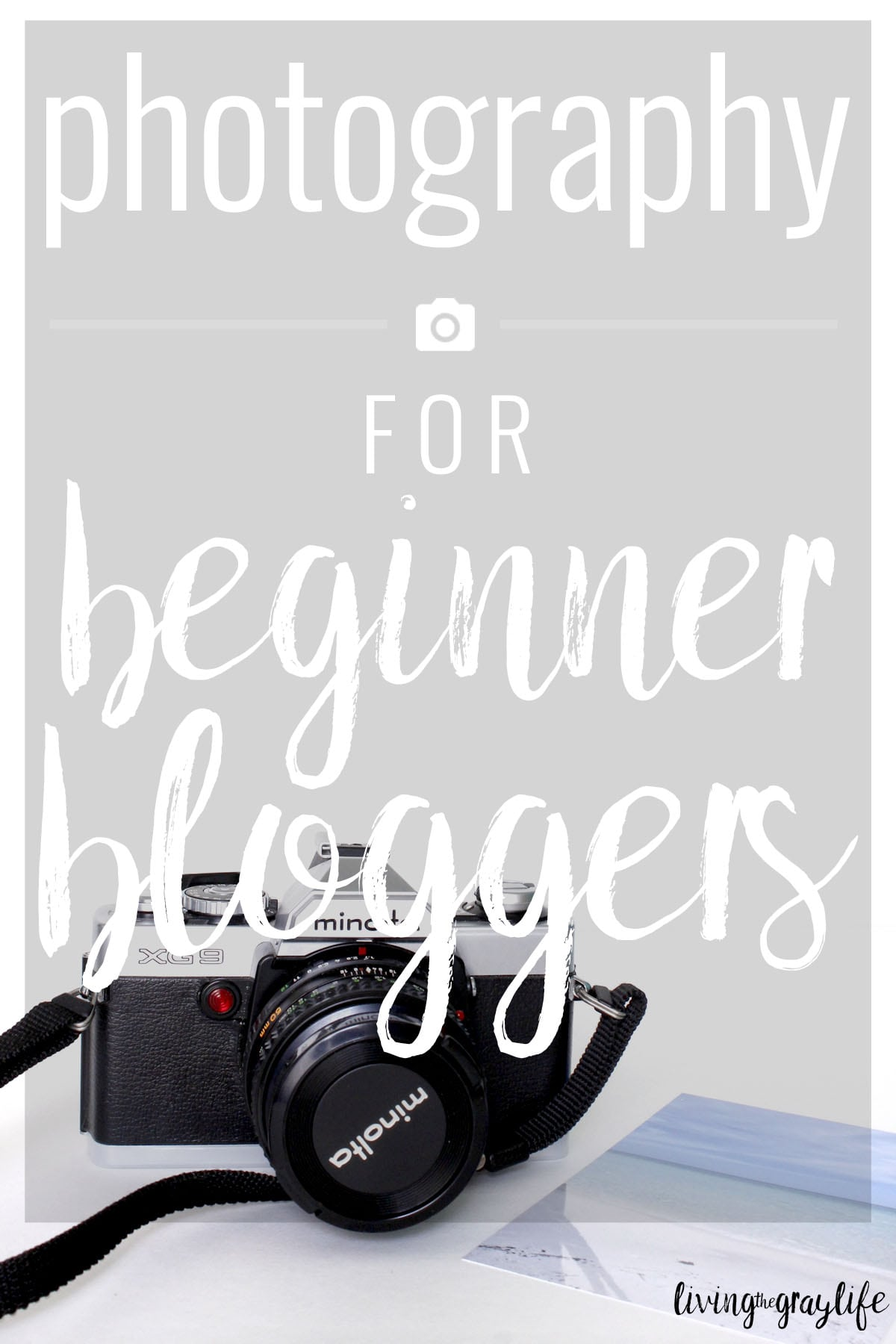 Are you a beginner blogger looking to improve your photography? Check out my tips on lighting, backdrops, cameras, and what to do if you're crunched for time!