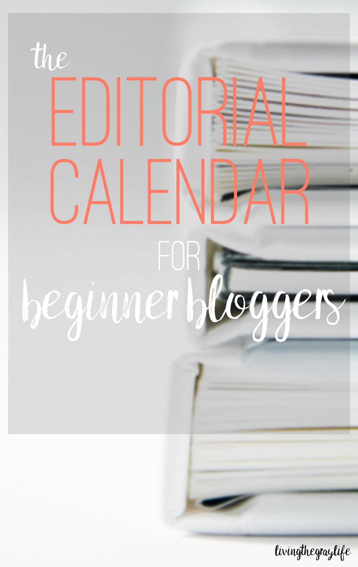 Master the editorial calendar with this post!