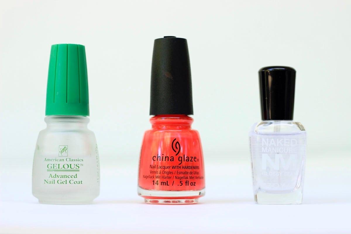 Long lasting nails at home