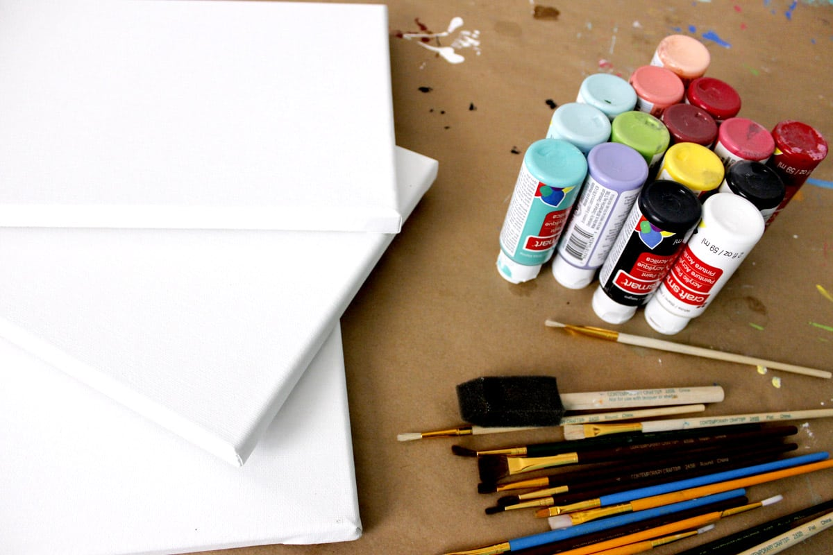 Looking For A Quick, Easy DIY To Do This Weekend? These DIY Canvases Are Part 98