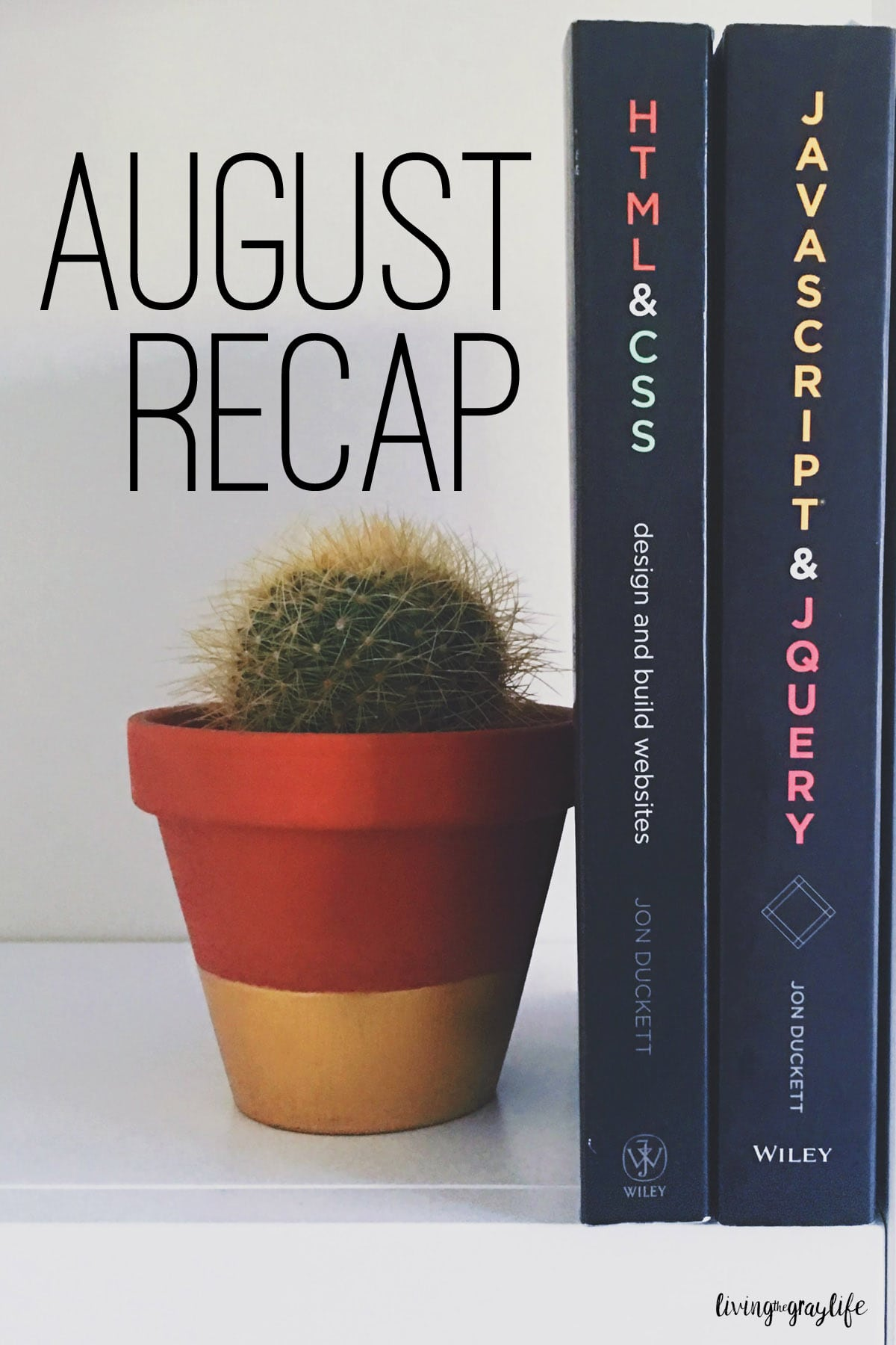August Recap: life update, monthly favorites, & stats