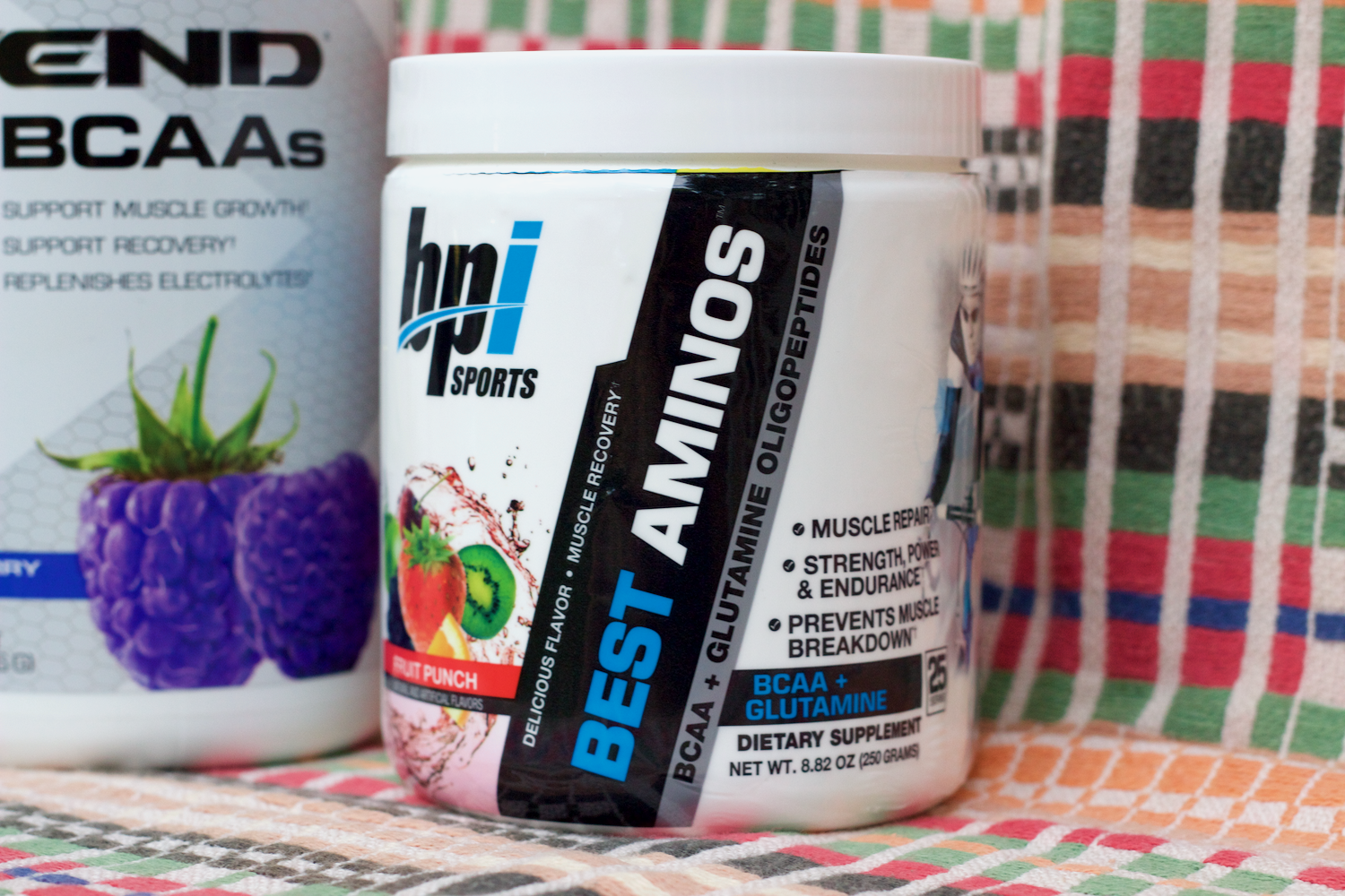 Supplements can take your training to the next level. Check out my current workout supplements!