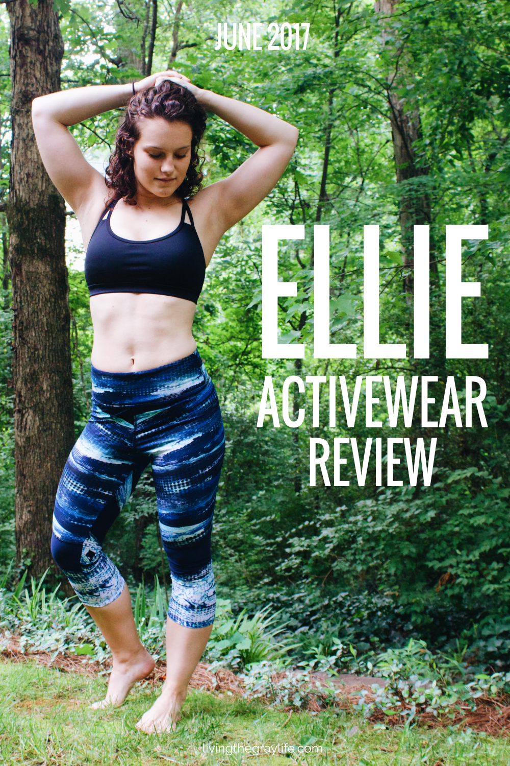 The perfect, affordable subscription box for fitness lovers! Ellie June 2017